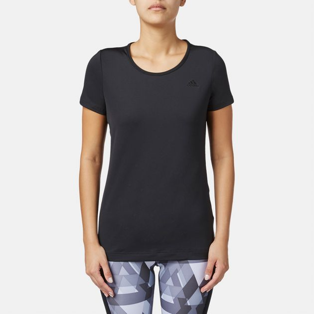 adidas Basic Solid T-Shirt