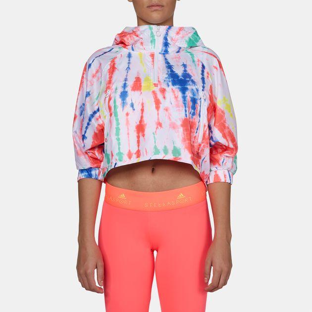 adidas STELLASPORT Collection Tie-Dye Jacket