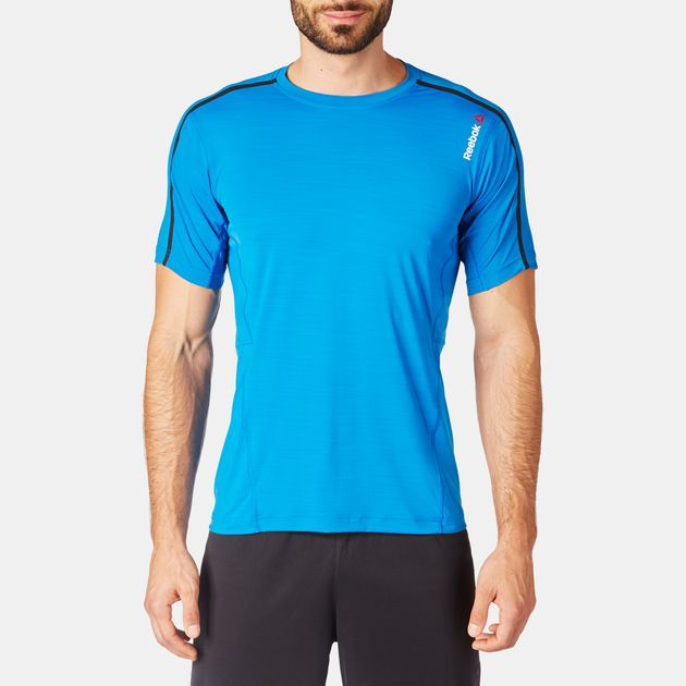 Reebok One Series Adv Cool Short Sleeve T-Shirt | T-Shirts | Tops