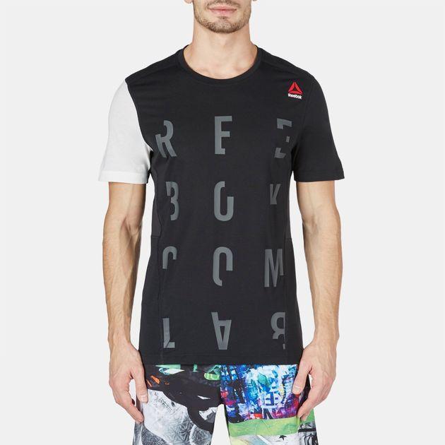 Reebok Tlaf Short Sleeve T-Shirt