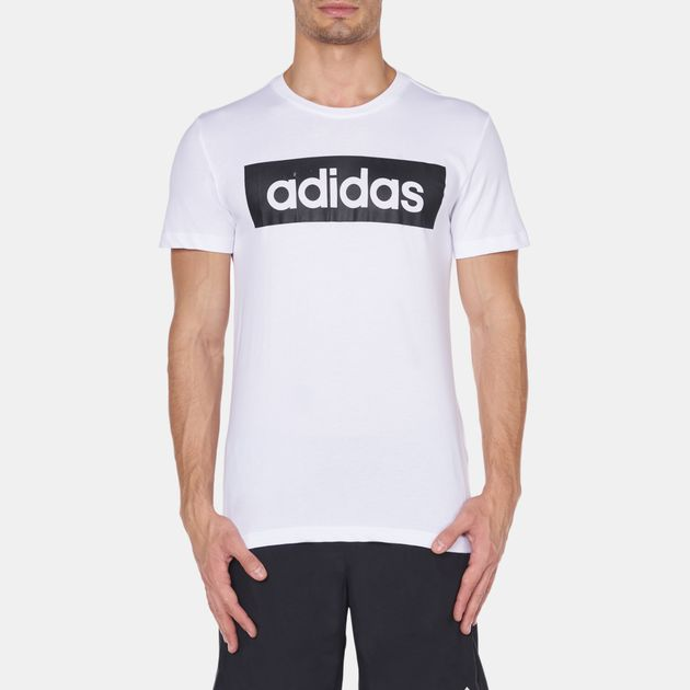 Men's Sale Shirts Shirt Linear Clothing Tops Adidas T WqaHTRRY