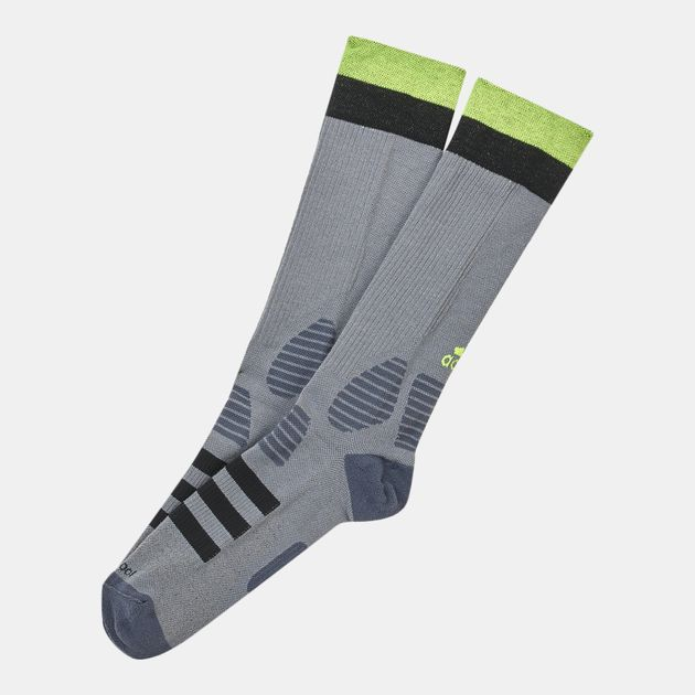 the latest 2957d 7eee8 Shop Grey adidas ACE Socks for Unisex by adidas | SSS