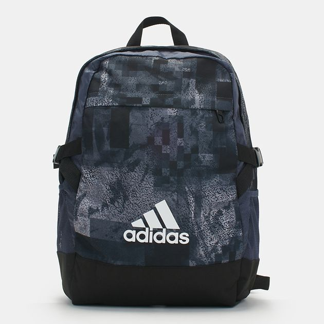 ef3eceed28f08 Shop Blue adidas Backpack Power III Medium Graphic Bag for Unisex by ...