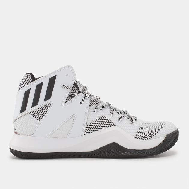 016799e710c Shop White adidas Crazy Bounce Shoe for Mens by adidas