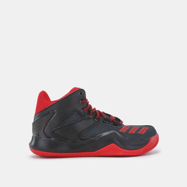 03edbfee4a36 Shop Black adidas Kids  Derrick Rose 773 V Mid Shoe for Kids by ...