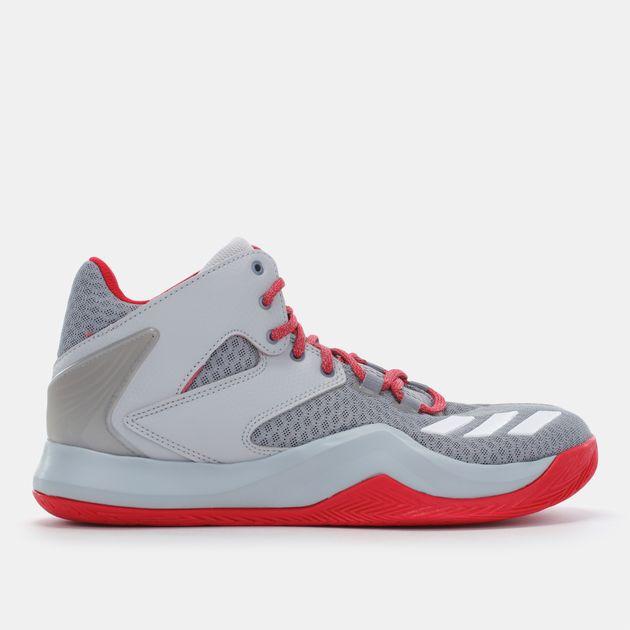 6b4dac63ee4 Shop Grey adidas D Rose 773 V Basketball Shoe for Mens by adidas