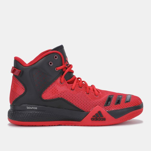 adidas DT Basketball Mid Shoe
