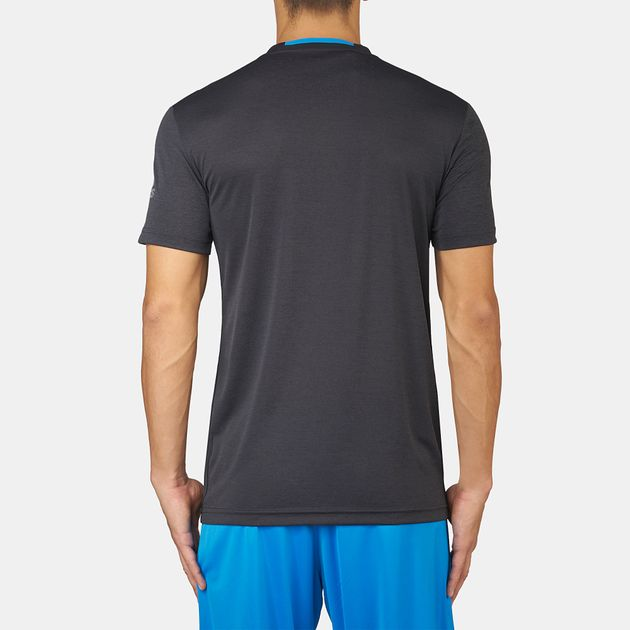 Shop Black adidas  Messi Climachill™ Football Jersey for Mens by ... df6fd7477