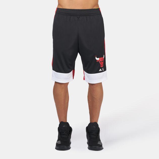 adidas Chicago Bulls Winter Hoops Shorts