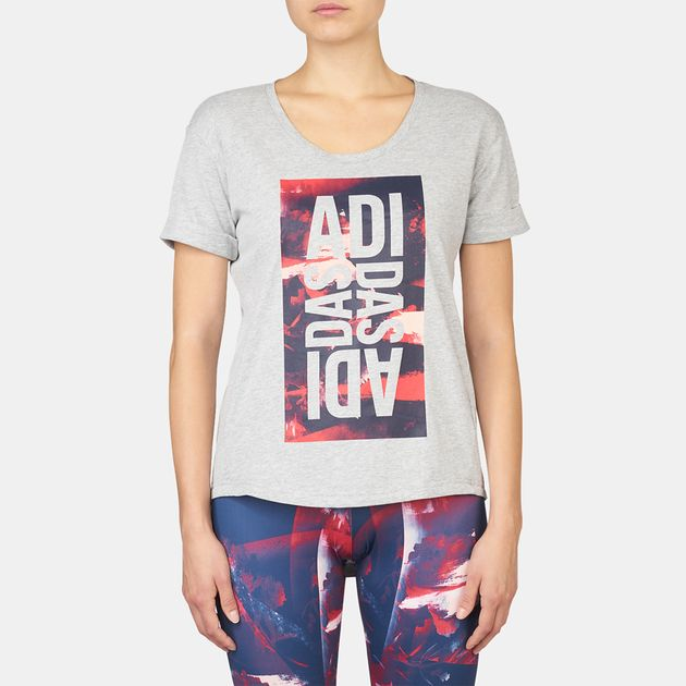 adidas Sports Warehouse Lineage T-Shirt