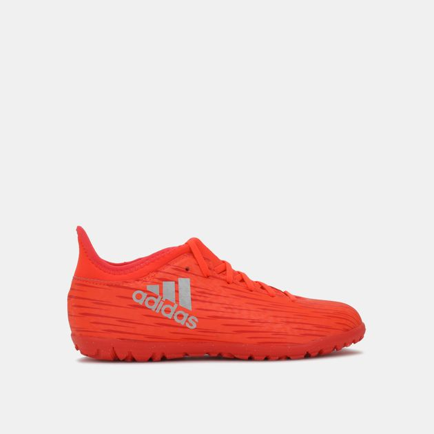 adidas Kids' X 16.3 Turf Football Shoe