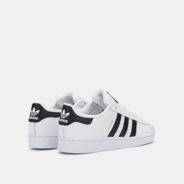 Adidas Originals SUPERSTAR FOUNDATION Kinder Sneakers