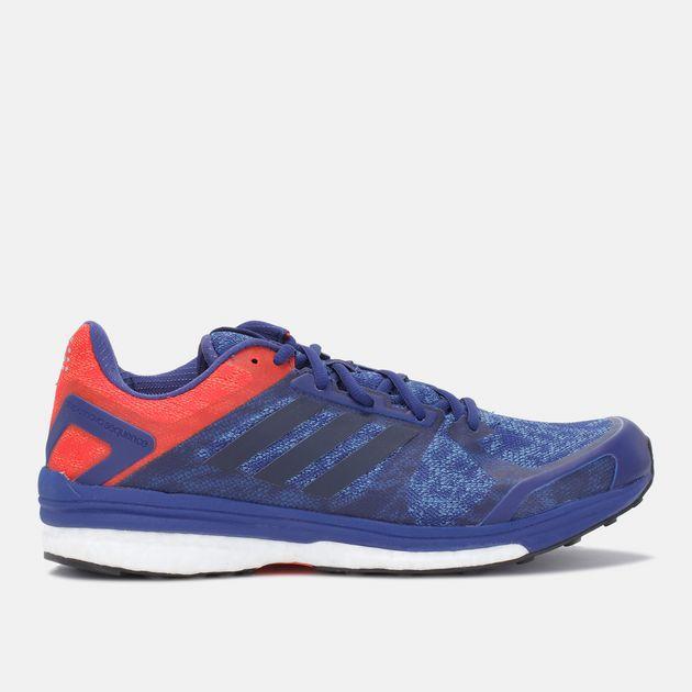 fa51705333174 Shop Blue adidas Supernova Sequence 9 Shoe for Mens by adidas