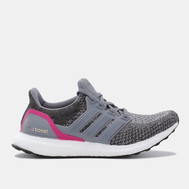 d4aeba51f Shop Grey adidas Ultraboost Running Shoe for Womens by adidas