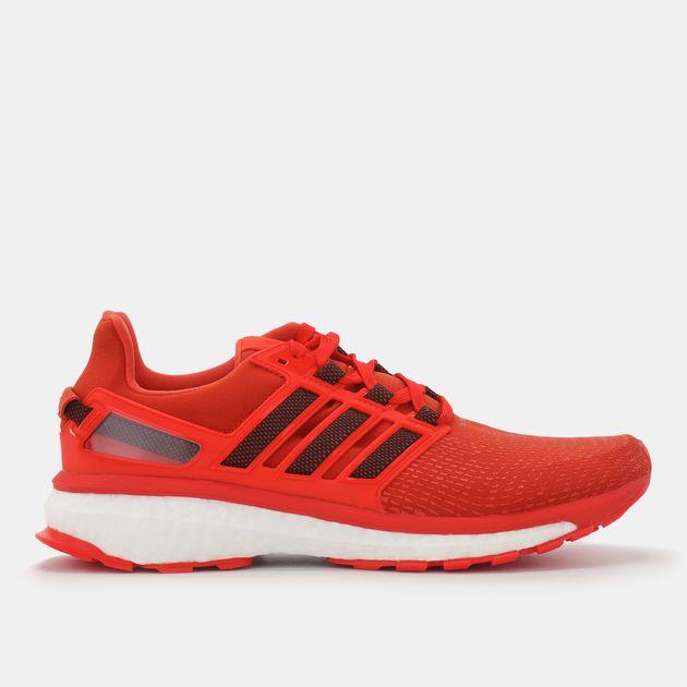 cheaper 3e5ec 7a9b0 Shop Red adidas Energy Boost ATR Shoe for Mens by adidas | SSS