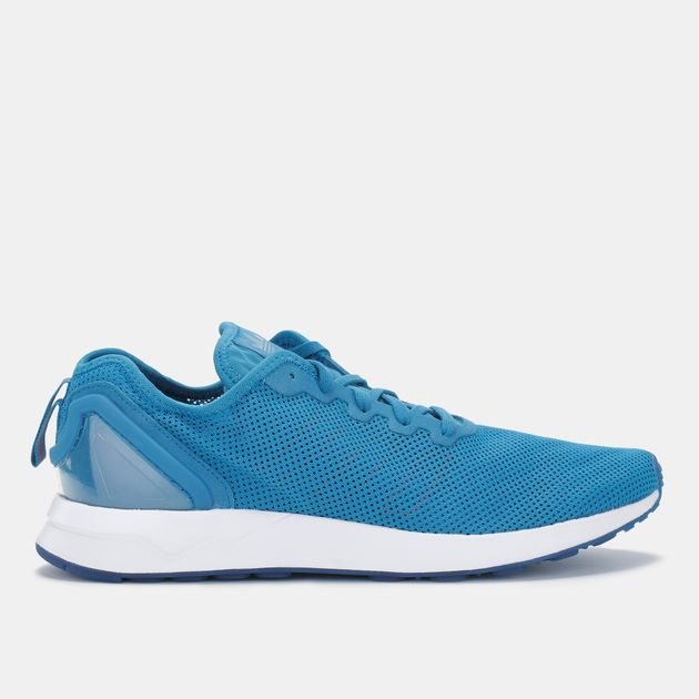 28971e0f9 Shop Blue adidas Originals ZX Flux ADV Super Lite Shoe for Mens by ...