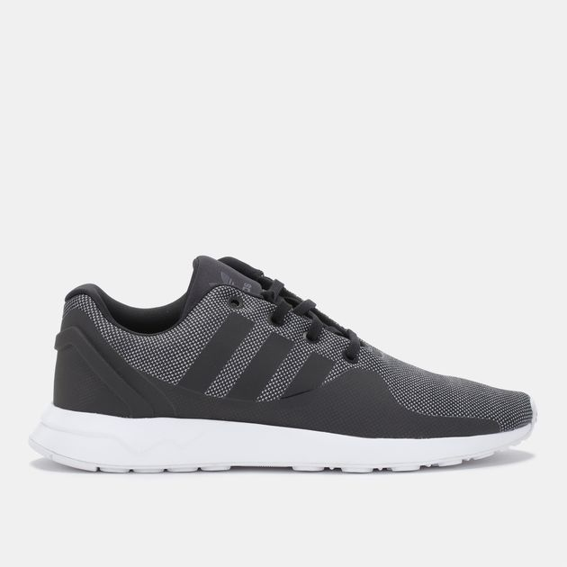 ea6b637a7 Shop Black adidas Originals ZX Flux ADV Tech Shoe for Mens by adidas ...