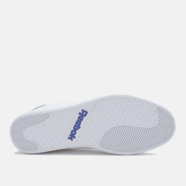 d5735f44f81 Shop White Reebok Royal Smash Shoe for Mens by Reebok