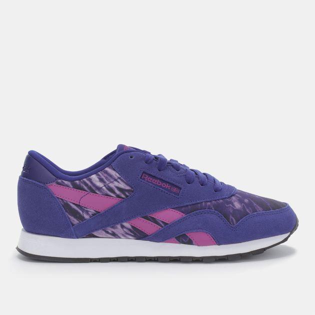 Reebok Classic Nylon Shoe