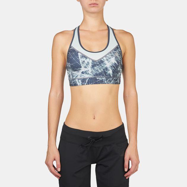 adidas Techfit® Printed Sports Bra