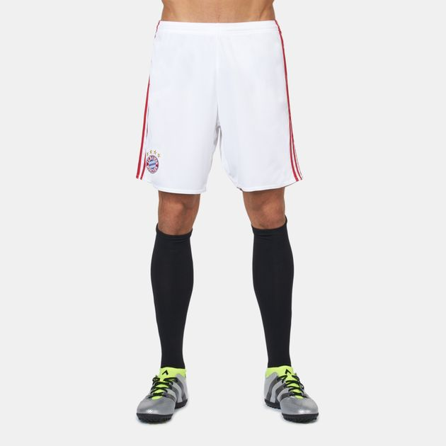 adidas FC Bayern Munchen Home Replica Shorts