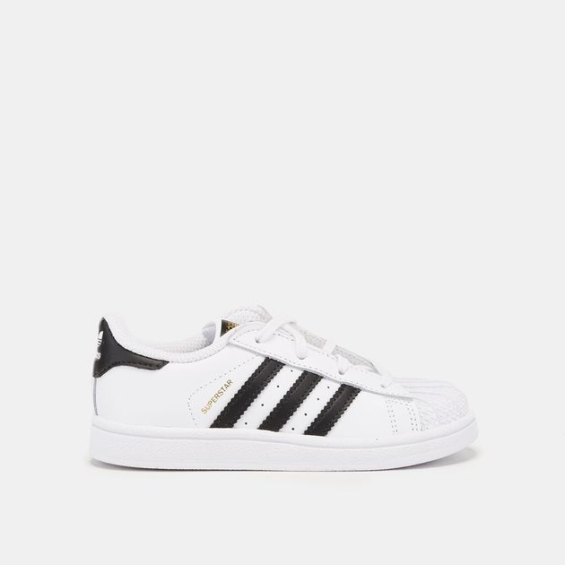 adidas Originals Superstar Shoe (Infant)