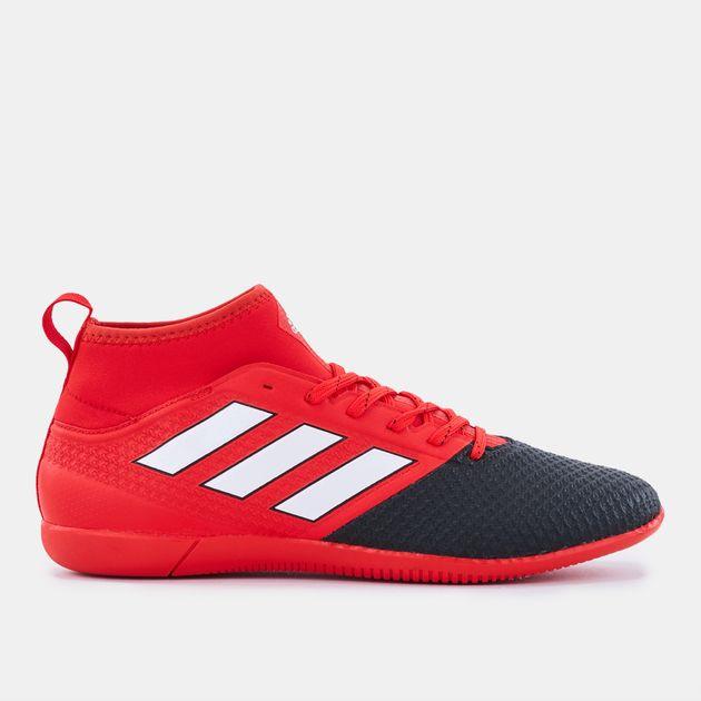 9ef2e4950 حذاء كرة القدم ايس 17.3 برايم مش لملاعب الصالات الداخلية من اديداس, 483386