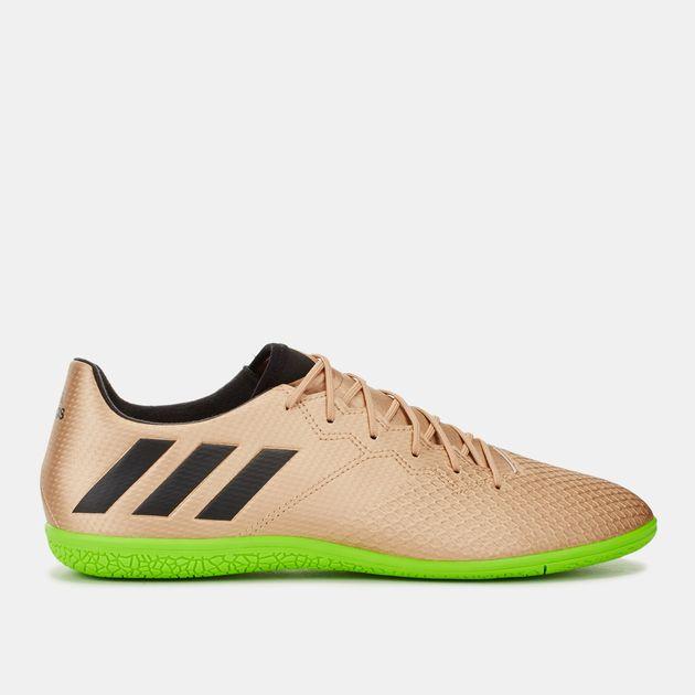 9824b74dac62 adidas Messi 16.3 Indoor Football Shoe