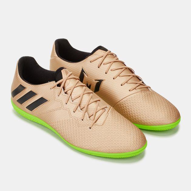 6b697ad68 adidas Messi 16.3 Indoor Football Shoe