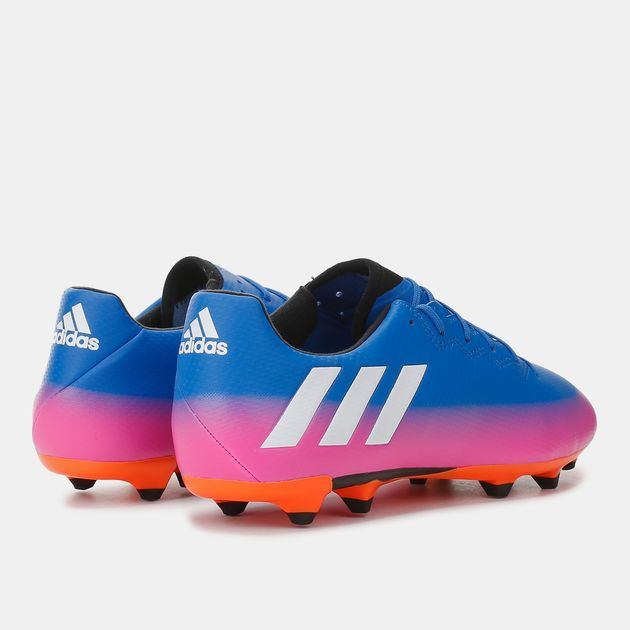 Buy adidas Junior X 16.3 TF Astro Football Boots RedWhite