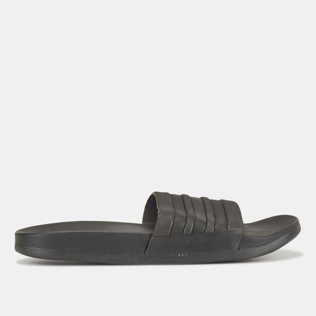 new style 89558 fe3b5 adidas Adilette Cloudfoam Plus Mono Slides, 1299231