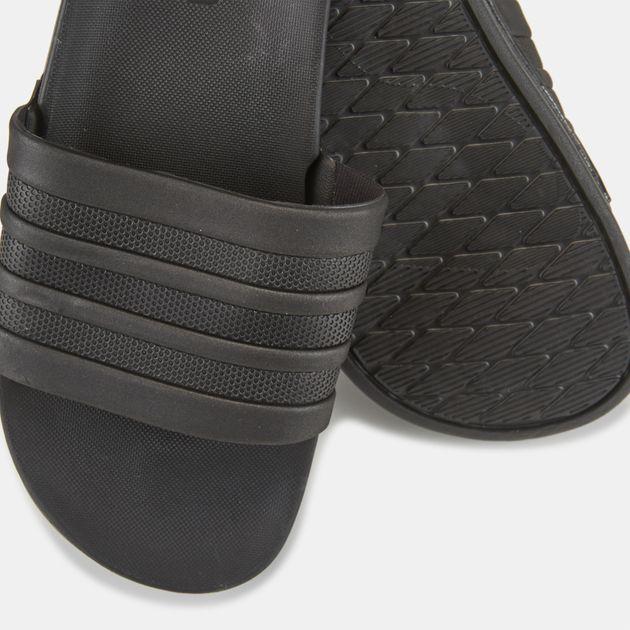 newest 1ce6f 2bedf adidas Adilette Cloudfoam Plus Mono Slides, 1299232