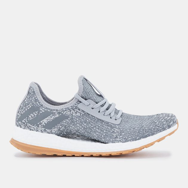 94a2db5eb Shop Grey adidas PureBOOST X All-Terrain Shoe for Womens by adidas