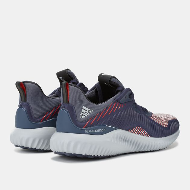 1081596b4 Shop Grey adidas Alphabounce Haptic Shoe for Mens by adidas