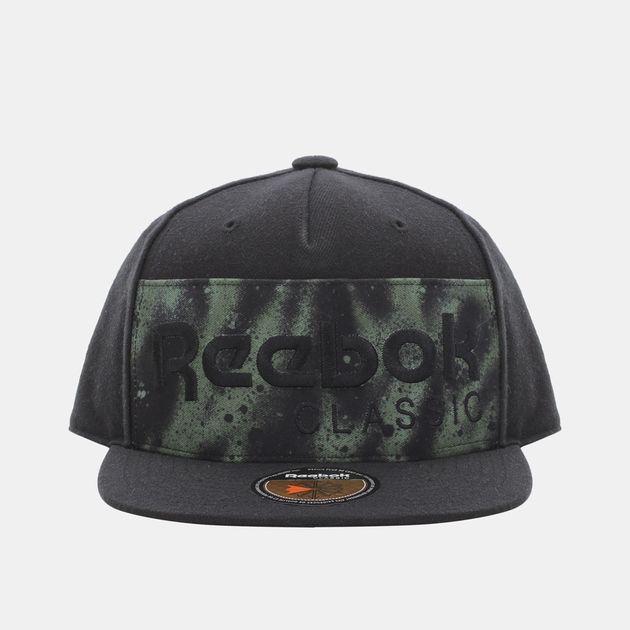 Reebok Classics Foundation Cap - Black