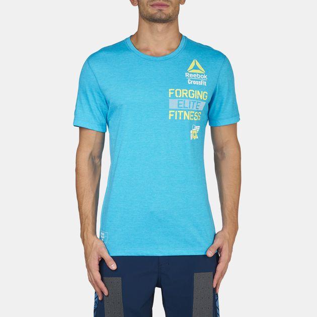 Reebok CrossFit Performance Blend T-Shirt