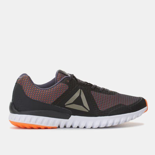 614d41f52d0d Shop Grey Reebok Twistform Blaze 3.0 Running Shoe for Mens by Reebok ...