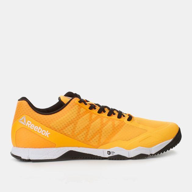 reebok crossfit orange