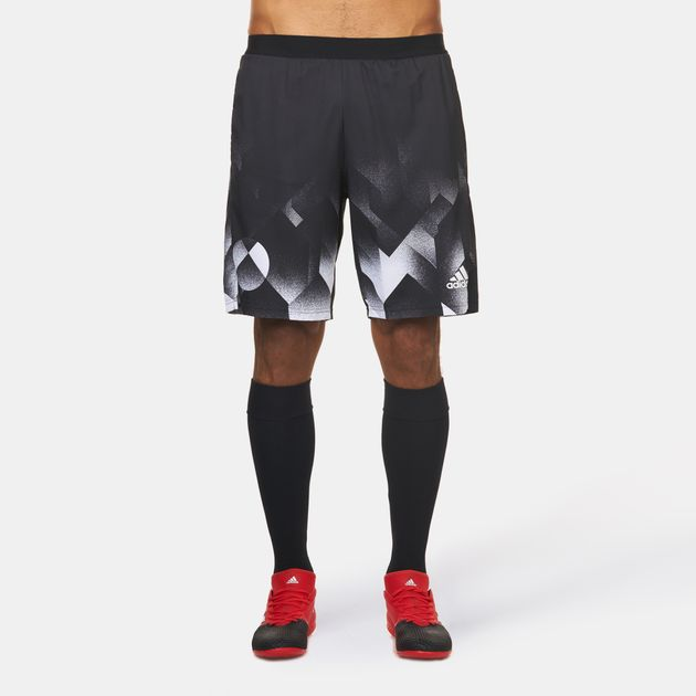 reputable site 48522 ad2c9 adidas Tango Future Graphic Shorts, 502797