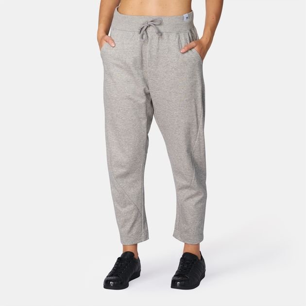 4a2d1ef9c Shop Grey adidas Originals XbyO Pants for Womens by adidas Originals ...