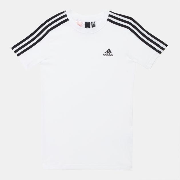 adidas Kids' 3-Stripes T-shirt
