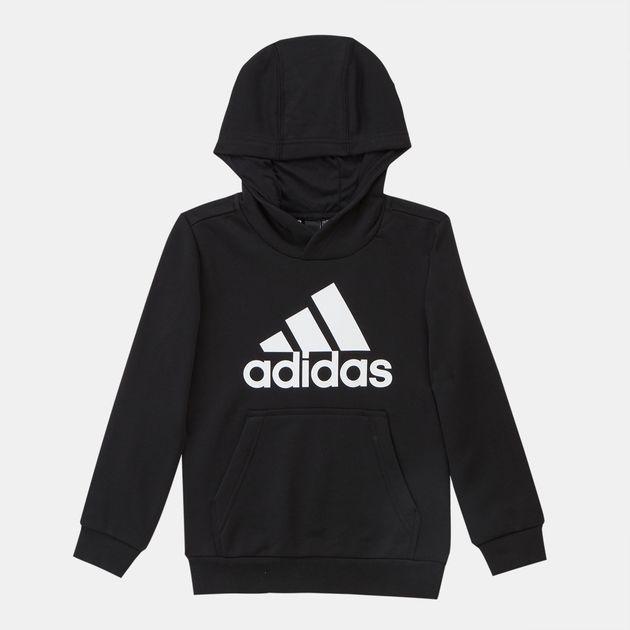 adidas Kids' Essentials Logo Hoodie