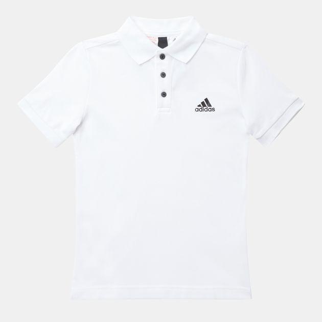 c931af00e قميص البولو بيس من اديداس للاطفال | تيشرتات بولو للاطفال | قمصان ...
