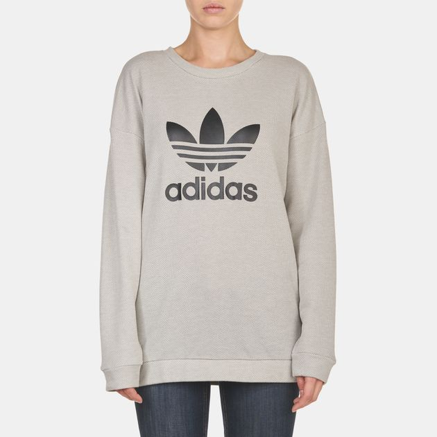berlin trefoil sweatshirt by adidas originals