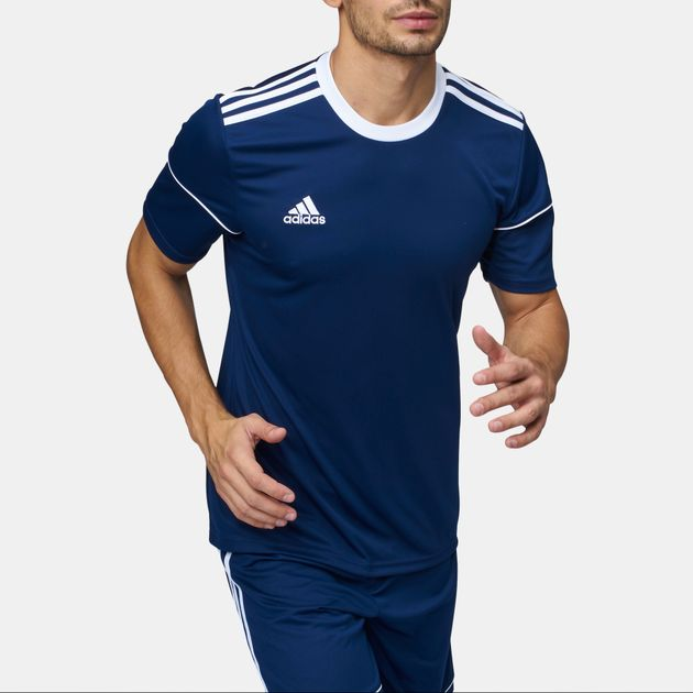 Shop Blue adidas Squadra 17 Football Jersey for Mens by adidas  7562173f5