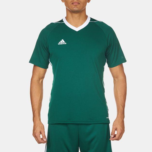 best service 55033 af046 adidas Tiro 17 climacool Football T-Shirt | Jerseys | Tops ...