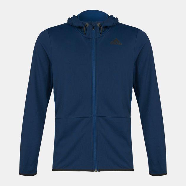 adidas Climacool Workout FZ Jacket | T Shirts | Tops