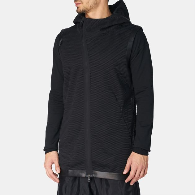 eb4d6af0c817 Shop Black adidas Harden Vol.1 Swag Champ Hoodie for Mens by adidas ...