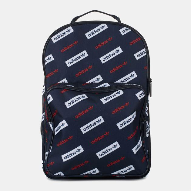 adidas Originals Classic Graphic Backpack - Multi 09d37dc1be3b4