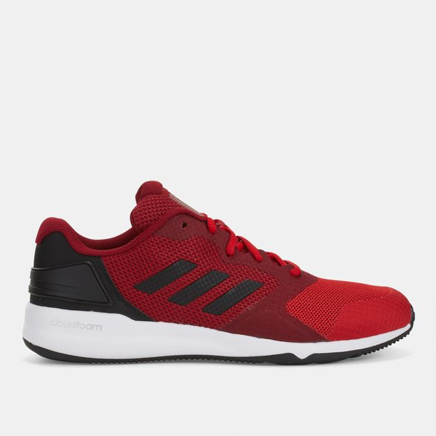 competitive price ab7ae f15f3 Shop Red adidas CrazyTrain 2.0 Cloudfoam Shoe for Mens by adidas | SSS